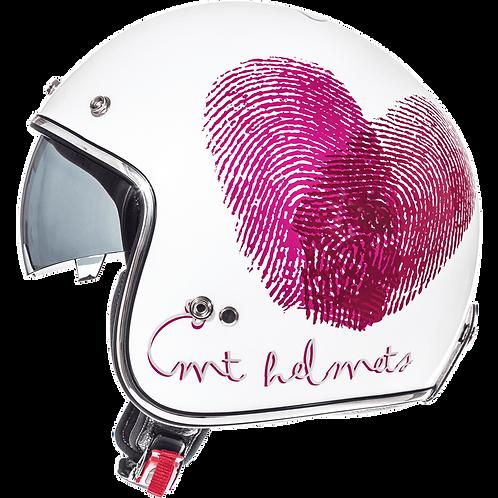 Мотошлем MT Helmets Le Mans Love