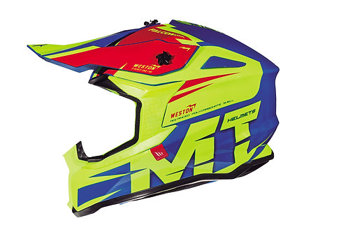 Мотошлем MT Helmets Falcon Weston