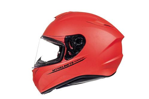 Мотошлем MT Helmets Targo Matt Red