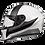 Thumbnail: Мотошлем MT Helmets Rapide Duel white gray black