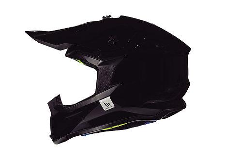 Мотошлем MT Helmets Falcon Solid Gloss Black