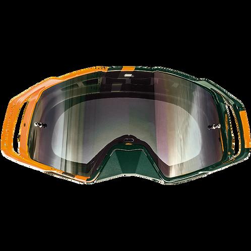 Очки для кросса MT Helmets MX-EVO Orange