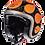 Thumbnail: Мотошлем MT Helmets Le Mans Flaming