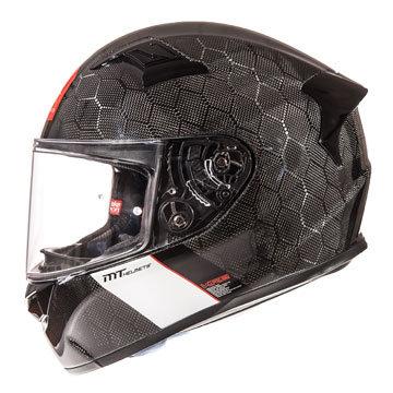 Мотошлем MT Helmets KRE Carbon Snake