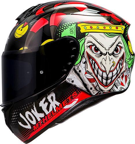 Мотошлем MT Helmets Targo Joker black