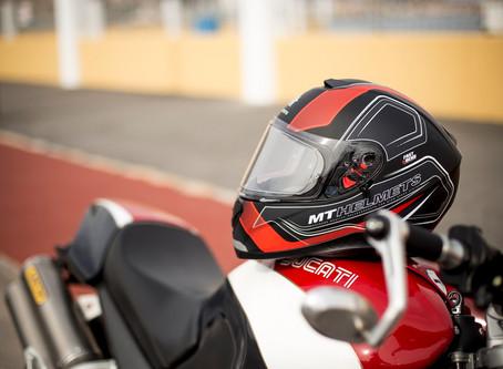 Знакомство с производителем шлемов для мотоциклистов и не только...           MT Helmets (Spain)