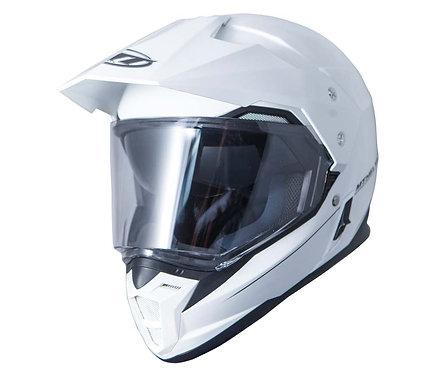 Мотошлем MT Helmets Synchrony DuoSport Gloss White