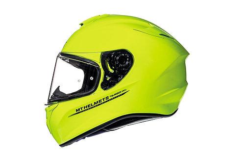 Мотошлем MT Helmets Targo Solid Fluo