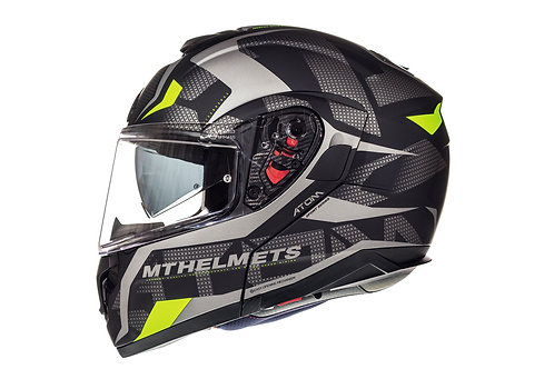 Мотошлем MT Helmets ATOM Divergence