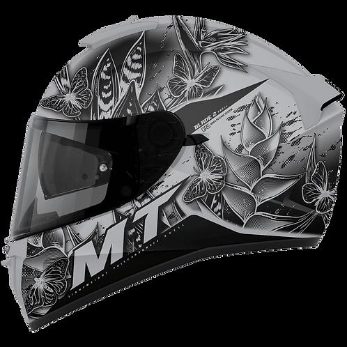 Мотошлем MT-helmets BLADE2 SV Breez Gray