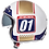 Thumbnail: Мотошлем MT Helmets Le Mans Numberplate