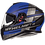 Thumbnail: MT Helmets Thunder 3 SV Pitline blue