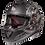 Thumbnail: Мотошлем MT Helmets Thunder 3 SV Vlinder Black