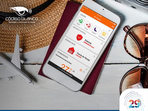 Te relajarás mejor esta Semana Santa con #CódigoBlanco en casa.