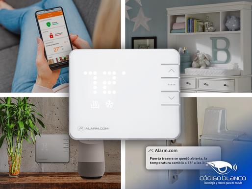 ¿Qué hace un termostato inteligente?
