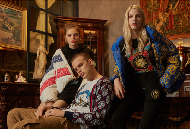 Sergei for Ed Hardy campaign