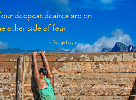 Overcome Fear and Unleash Your Inspired Dreams