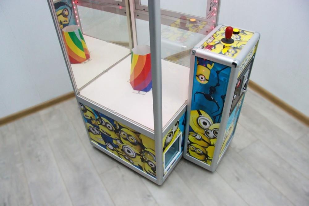 Нижняя часть автомата Микро Хватайка с л