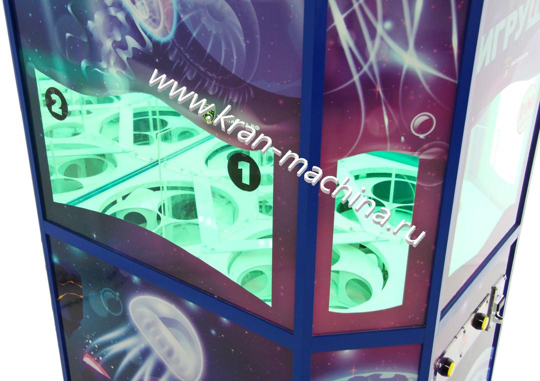 Автомат по продаже игрушек в капсулах 5.