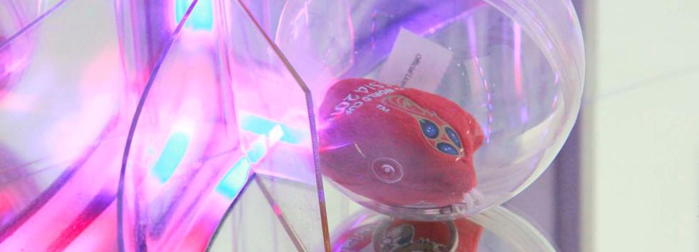 Игрушка в капсуле для автомата Супер Дис