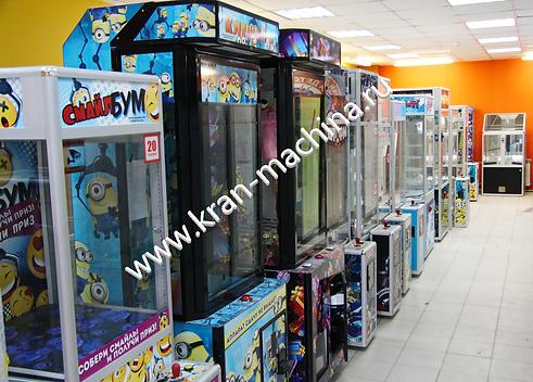 Выставка автоматов Хватайка 2 .png