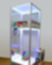 Большая Хватайка с лузой и кубом для при