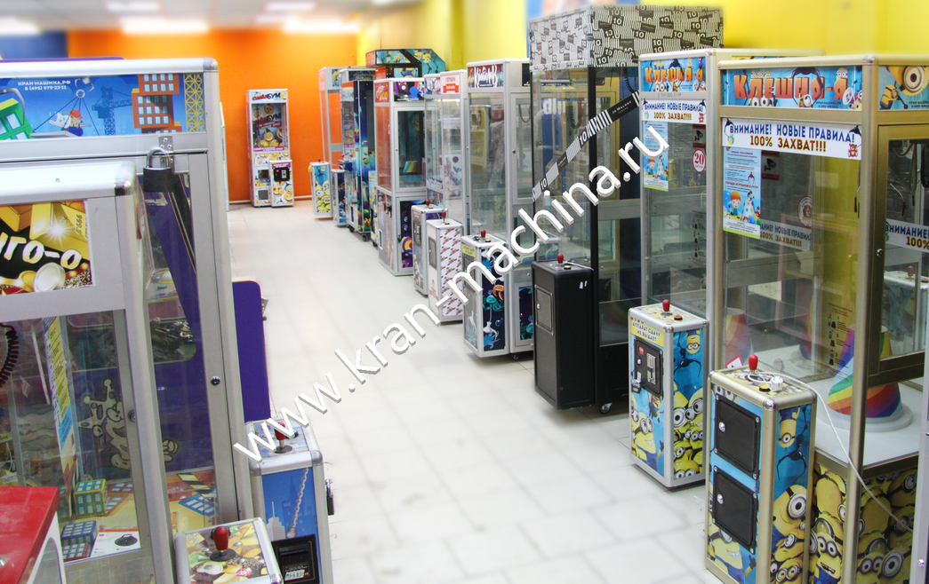 Выставка автоматов Хватайка 3 .png