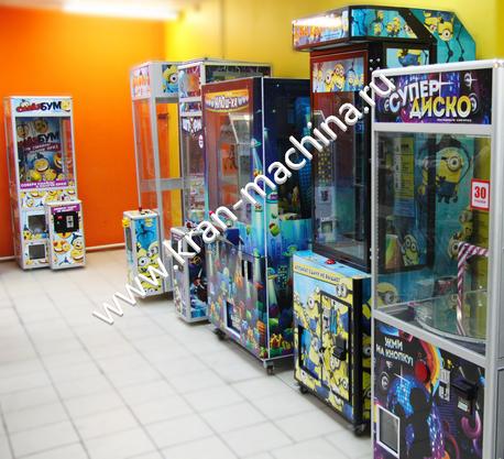 Выставка автоматов Хватайка 1 .png