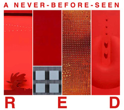 A NEVER-BEFORE-SEEN RED