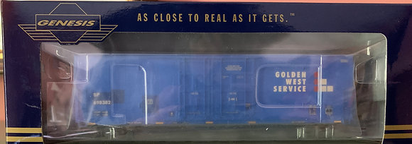 Southern Pacific  50ft PC&F Welded Double Plug Door Box Car