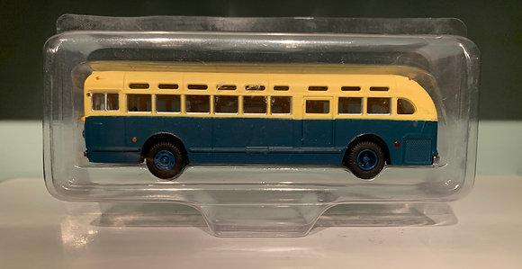 GMC TDH Transit Bus - Mini Metals - HO