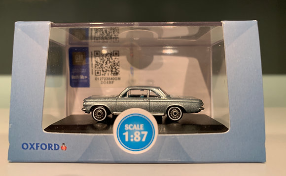 Chevrolet Corvair Coupe 1963  - Oxford  Scale 1:87