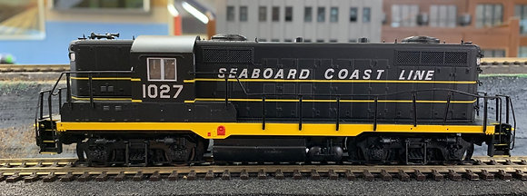 SEABOARD -  EMD GP9  # 1027  HO scale - DCC
