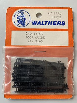 Athearn parts: Door Glides 140-13103 - Walthers - HO Parts