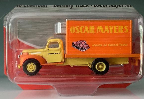 Oscar Mayer - Chevrolet 41/46 Delivery Truck - Mini Metals