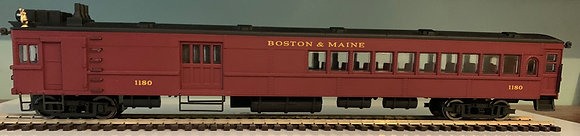 "BOSTON & MAINE - Gas Electric Passenger Car ""Doodlebug"""