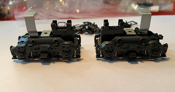 Athearn - F7/GP7 Front & Rear Power Truck Assy 42011 - HO Part