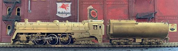 CANADIAN NATIONAL - K5A -  4-6-4 -Hudson  HO Brass