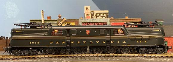 PENNSYLVANIA RR - GG1 - Electric Locomotive DC/DCC & Sound Broadway
