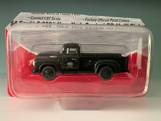 New York Central MOW -  Ford E350 Pick -Up Truck   1950's