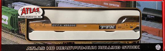 TTX  Gunderson 48' AP Well Car  - Atlas  20 000 155 HO NISB