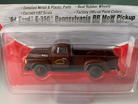 Pennsylvania MOW -  Ford E350 Pick -Up Truck   1950's