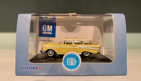 Chevrolet Nomad 1957  - Oxford  Scale 1:87