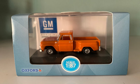 Chevrolet Stepside Pick-up 1965  - Oxford  Scale 1:87