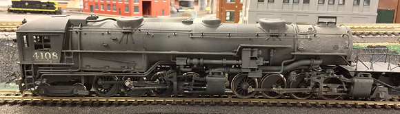 Southern Pacific - AC-4   4-8-8-4   Brass  HO