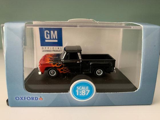 Chevrolet Custom Stepside Pick-up 1965  - Oxford  Scale 1:87