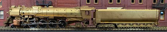BOSTON & MAINE 4-8-2 R1D Mountain   Brass  HO