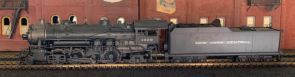 New York Central 2-8-2 H-5P Mikado   Brass - HO