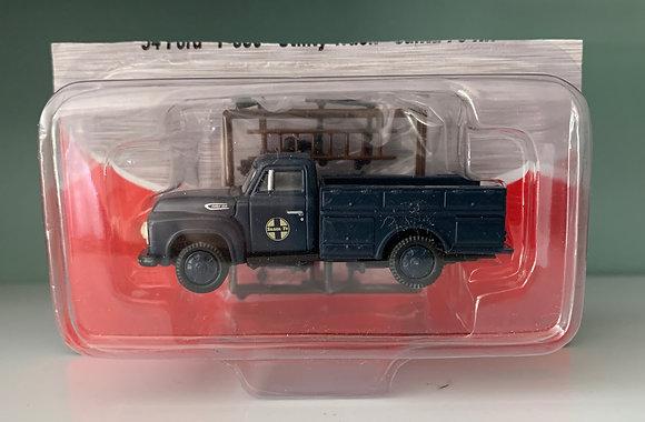 Santa Fe -  Ford E350 Utilities Truck   1950's