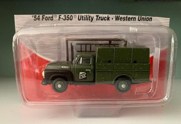 Western Union Telephone -  Ford E350 Utility Truck